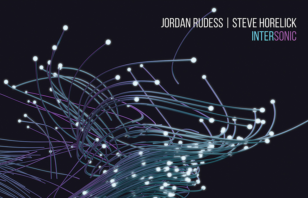 "Album Art for Jordan Rudess & Steve Horelick's ""interSonic"""