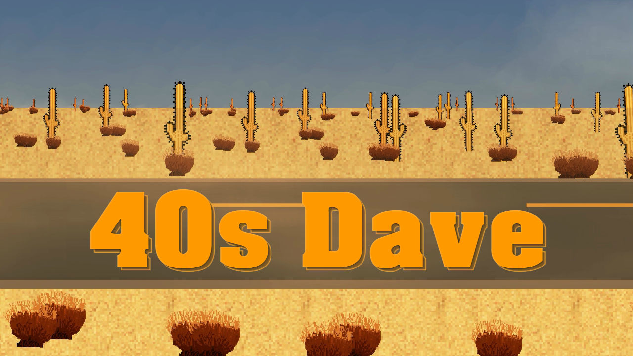 40s Dave