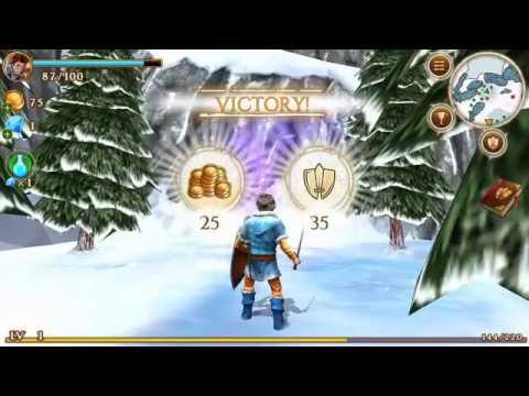 Видео обзор игры на Андроид - Beast Quest