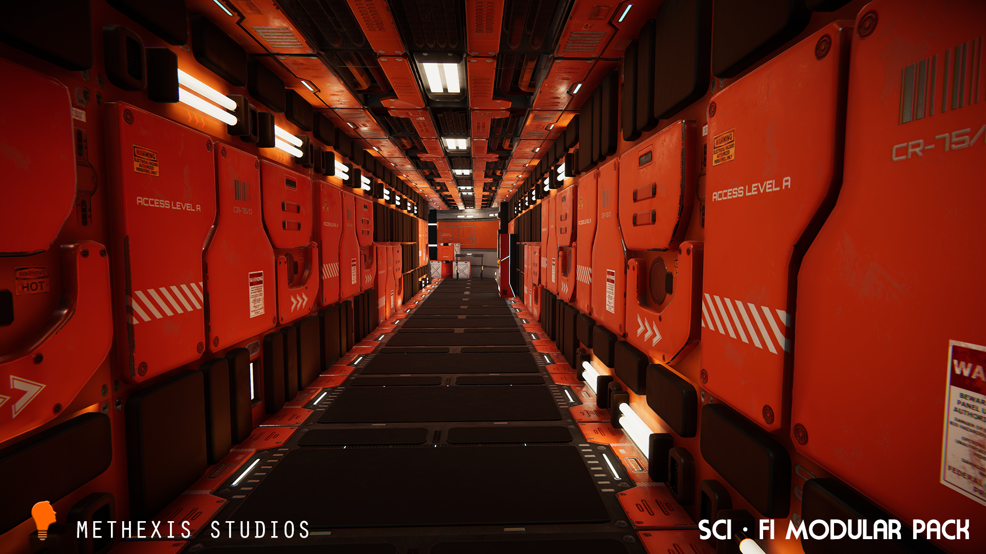 Sci-Fi Modular Pack V 1.2