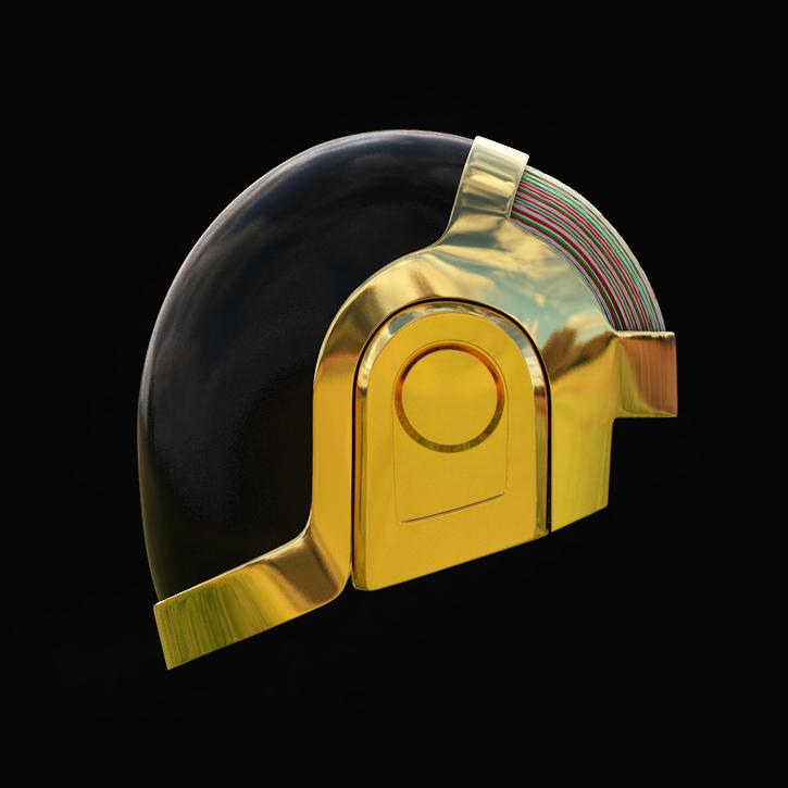 Daft Punk - Helmet [WIP]