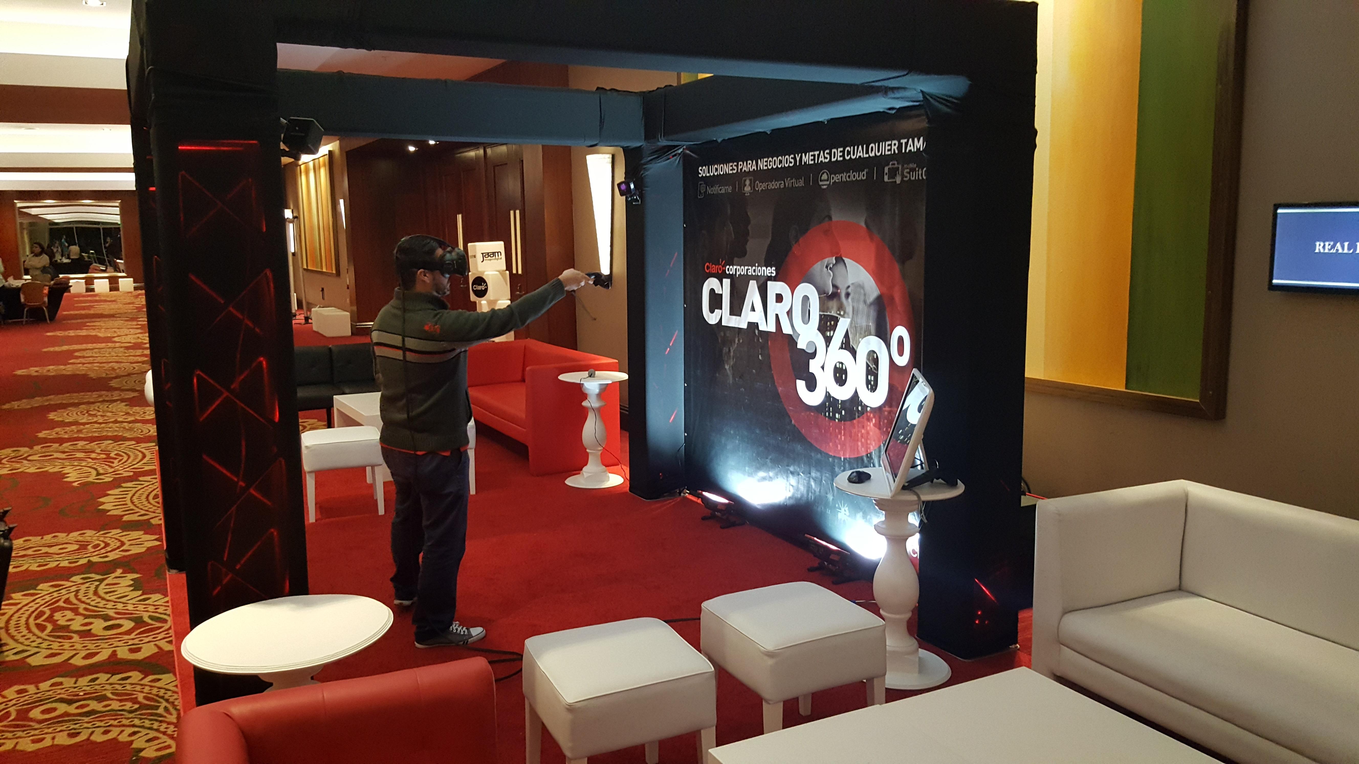 ClaroVR360