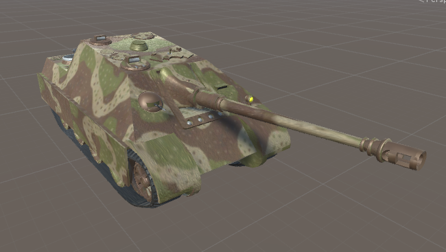 Jadpanther Tank Destroyer