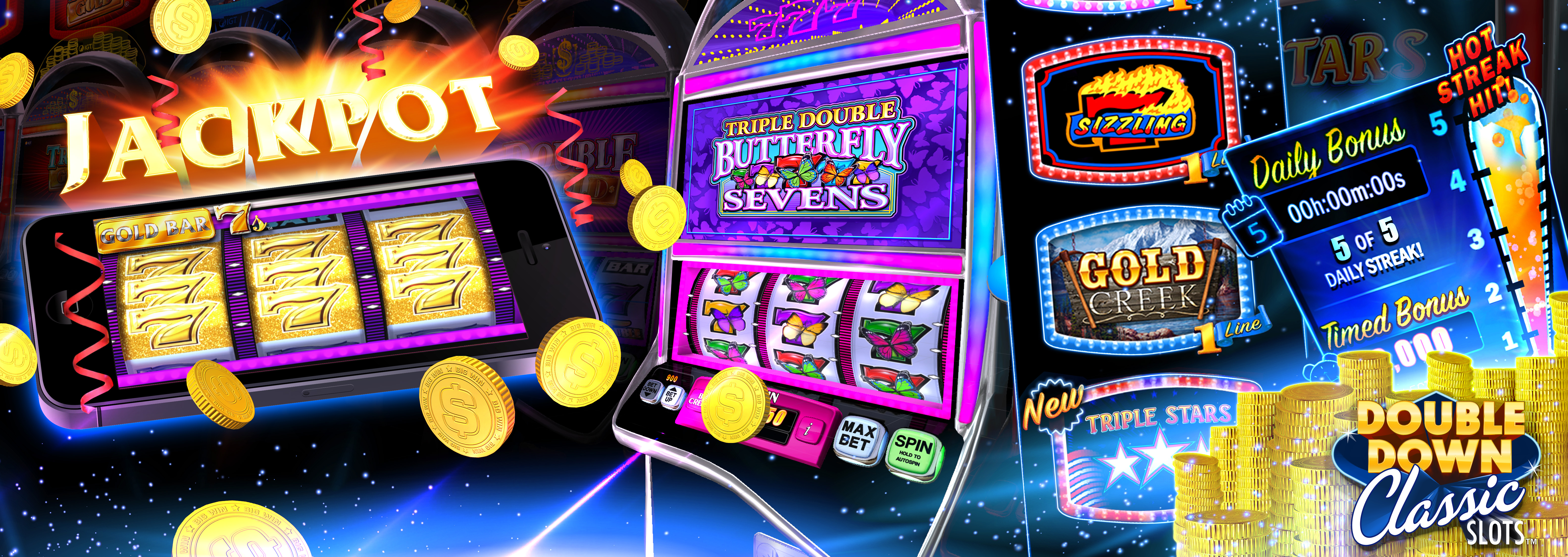 Doubledown Classic Slots