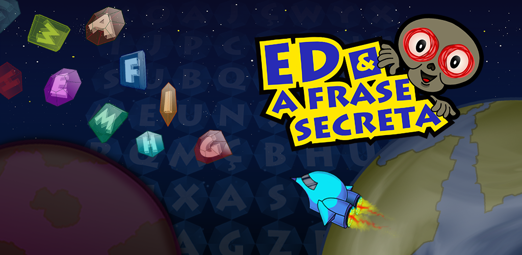 Ed e a Frase Secreta - (Ed & The Secret Phrase)