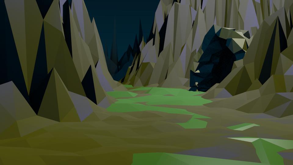 Environment (Blender)