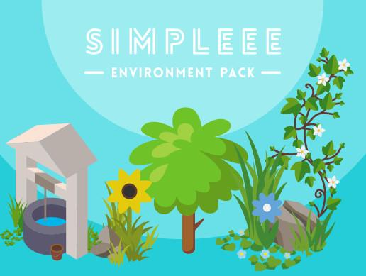 Simpleee Isometric Environment Pack