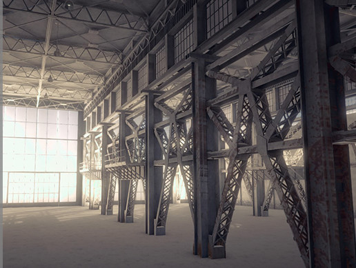 Factory Interior Vol1