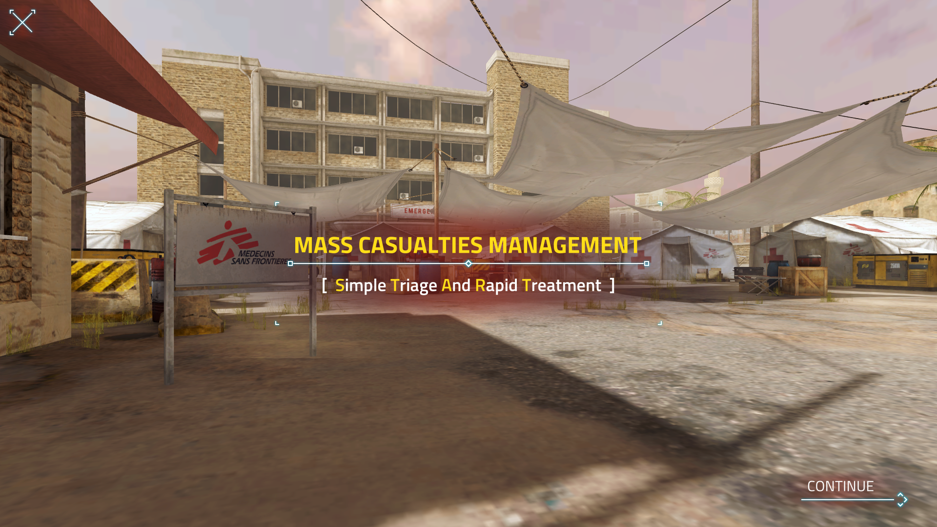 Mass Casualties Management [Médecins Sans Frontières]