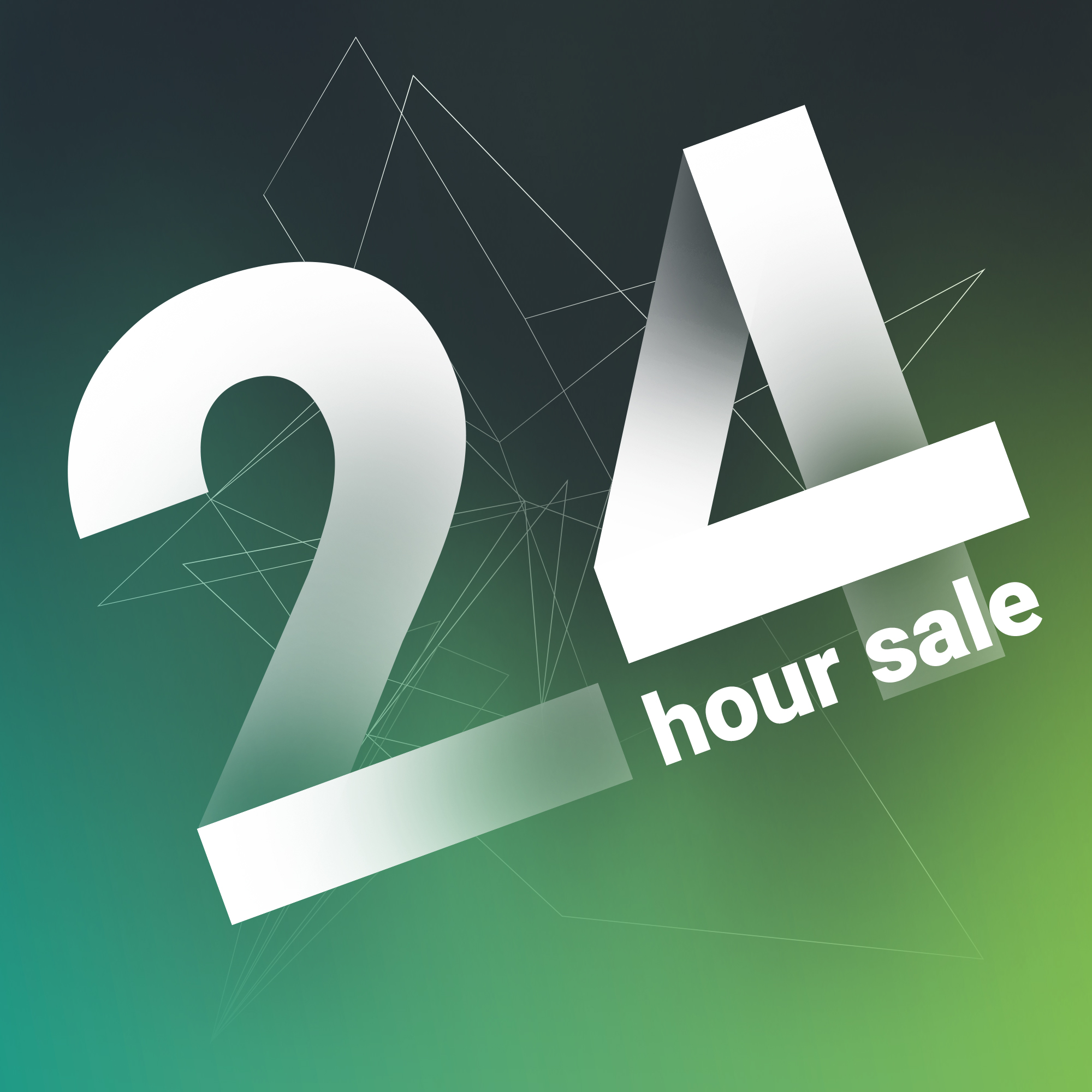 Asset Store 24 hour sale graphics