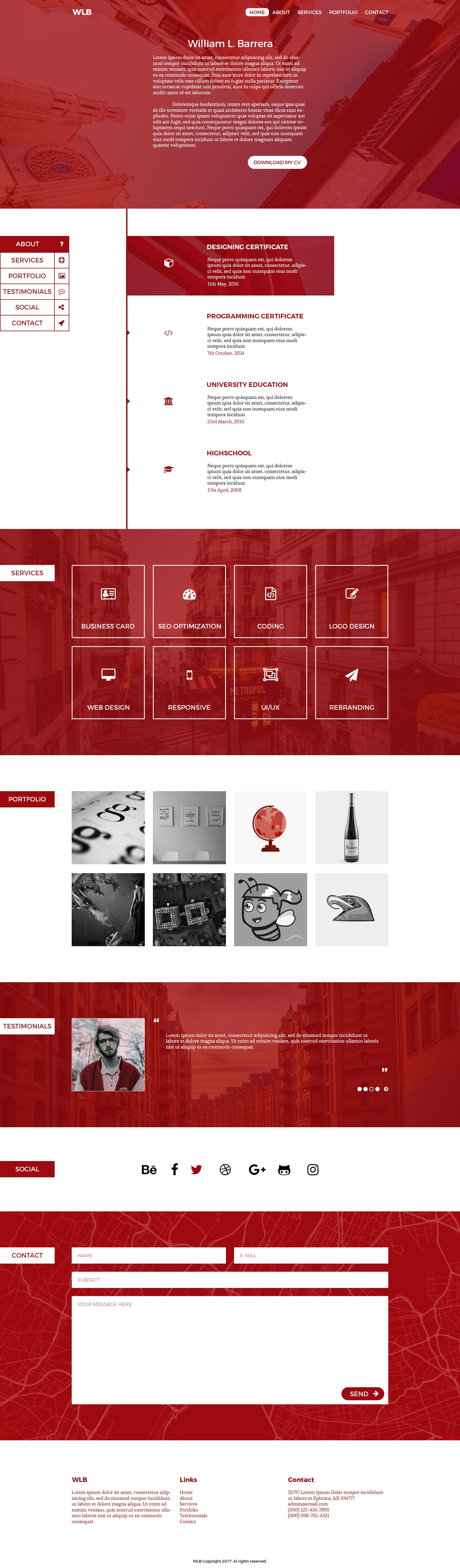 Web Design - UI/UX