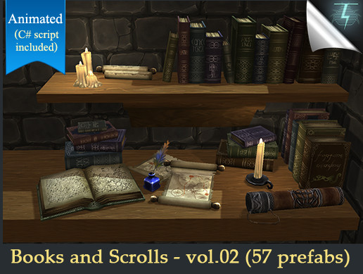 Books and Scrolls - vol.02