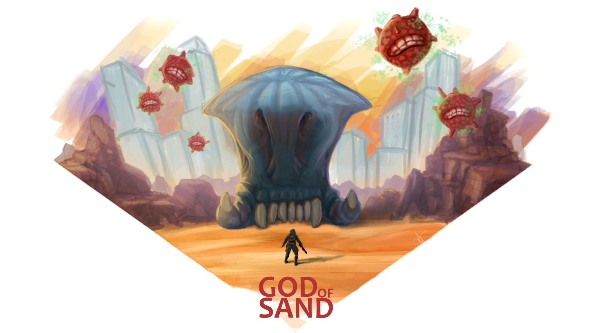 God of Sand (PRE-Beta)