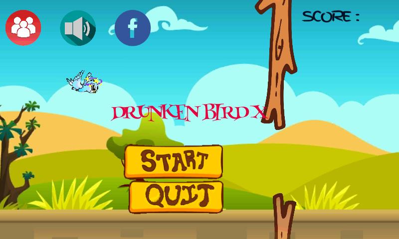 Drunken Bird X