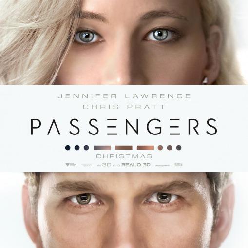 Passengers - On Set Graphics