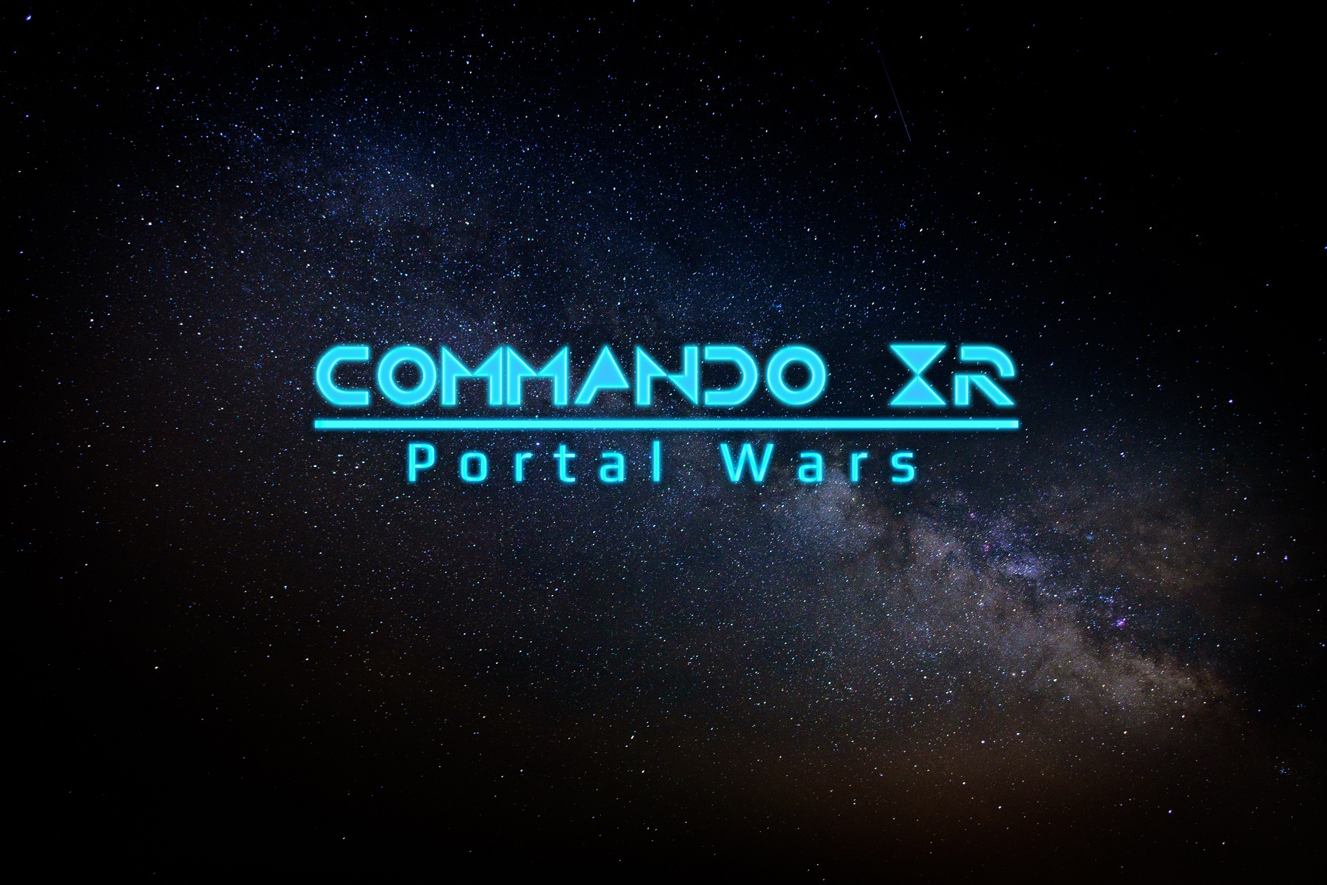 Commando XR - Portal Wars