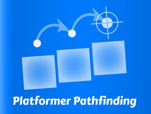 Platformer Pathfinding 2D