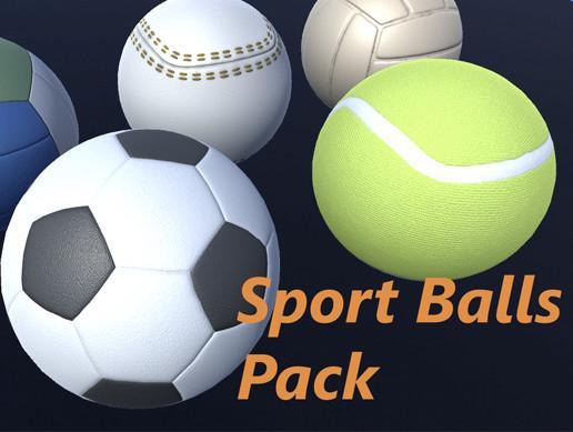 PBR Sport Balls