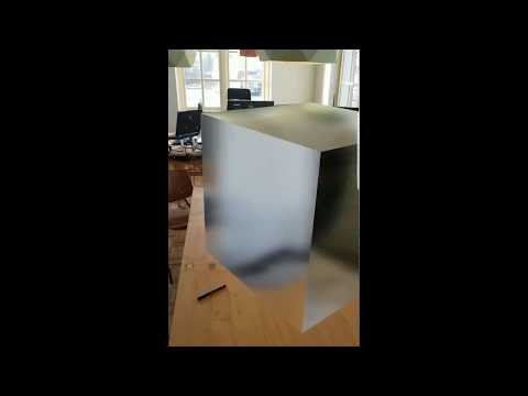 Augmented Reality Showcase