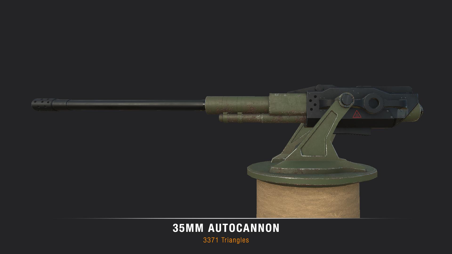 35MM Autocannon