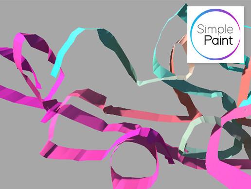 Simple Paint - 33D Geometry