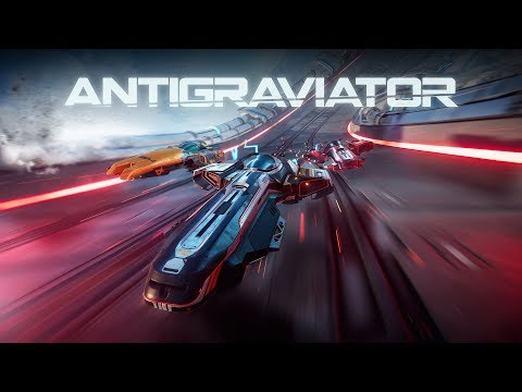 Official Antigraviator 4K PC LaunchTrailer!