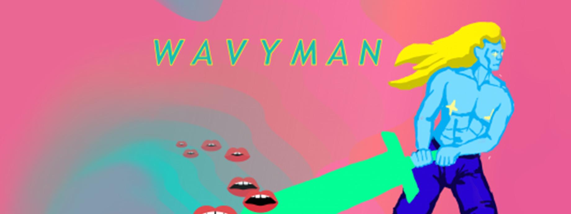 GGJ17: Wavy Man