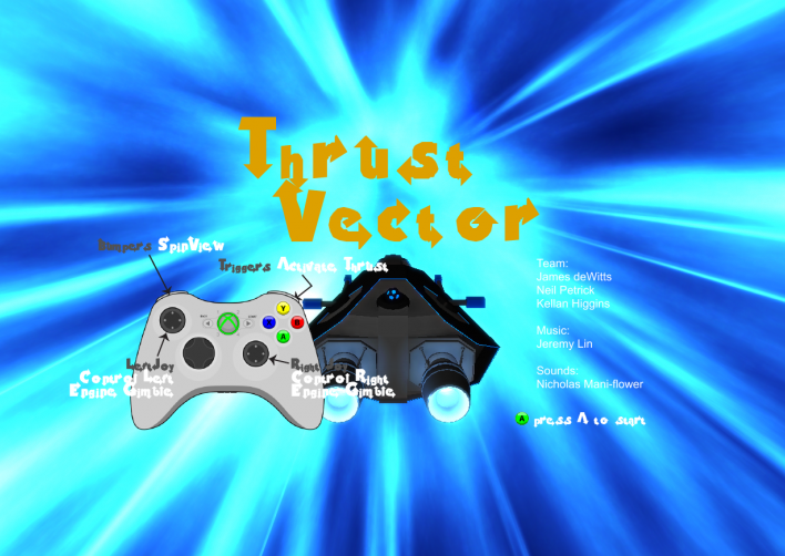 Thrust Vector