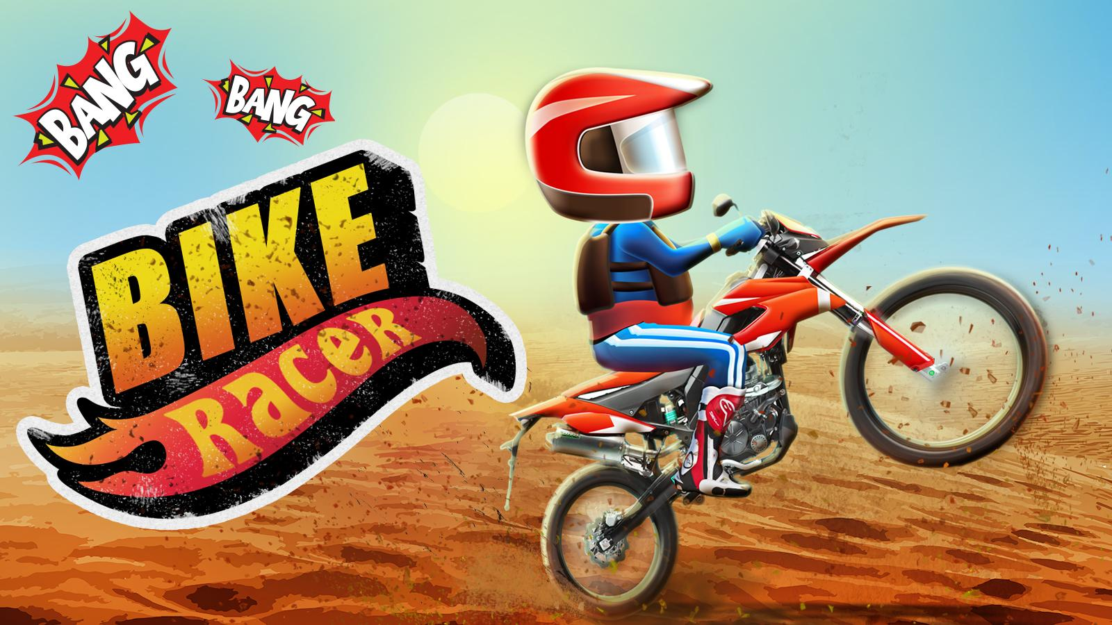 Bang Bang Bike 3D Game