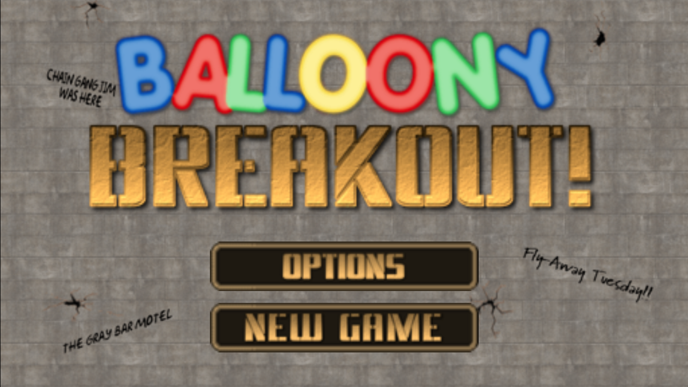 Ballony Breakout