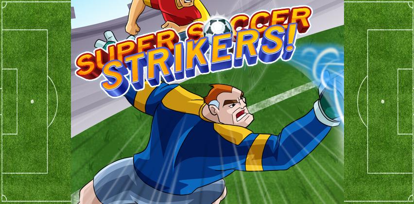 Super Soccer Strikers