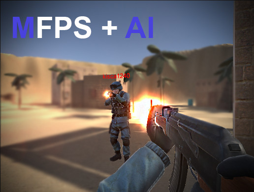Multiplayer FPS + AI