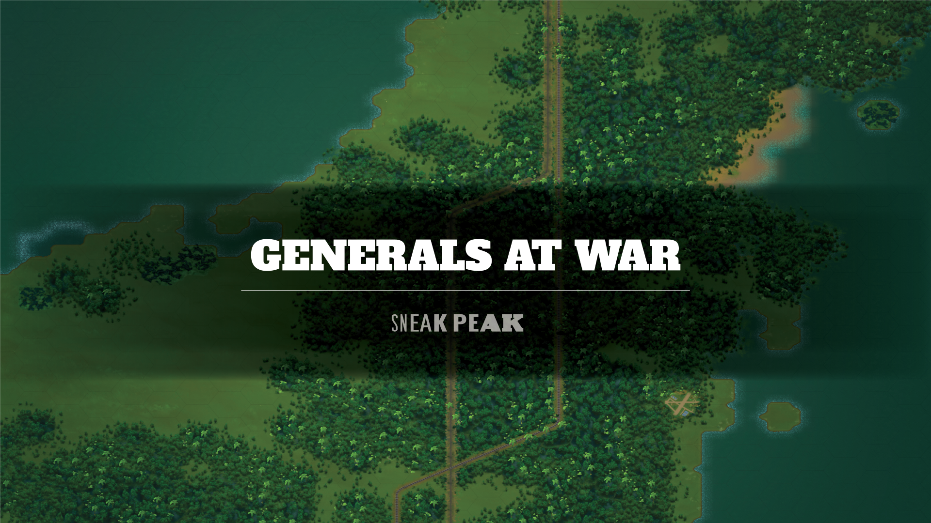 Generals In Command: WW2 Re-imagined