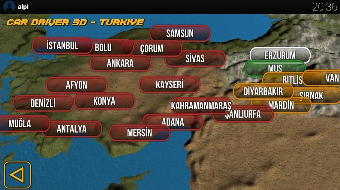 Car Driver 3D - Türkiye