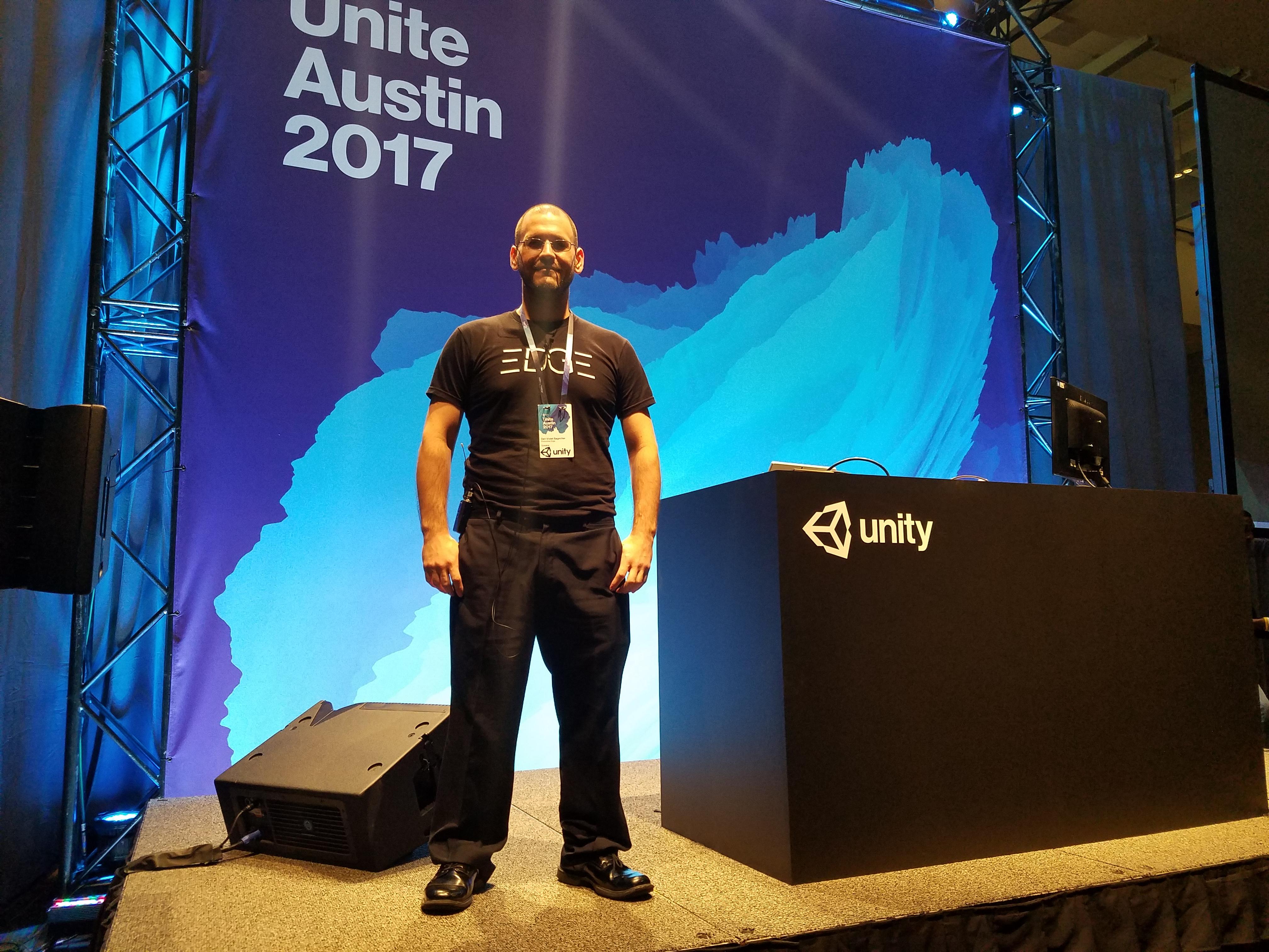 Unite Austin 2017 - SOLID Unity