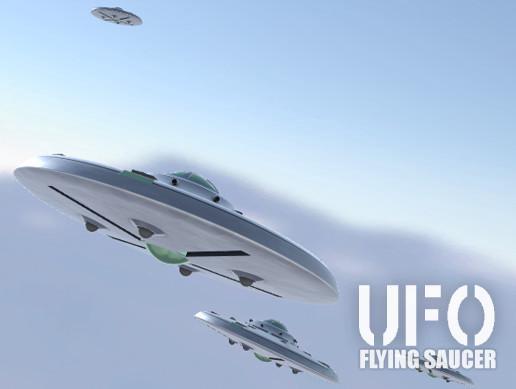 UFO – Flying Saucer