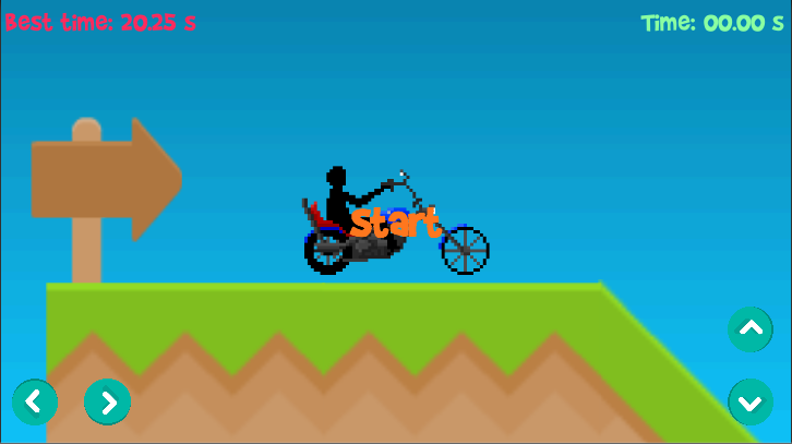 Mòdul 3 - Curs CIFO - A platformer game