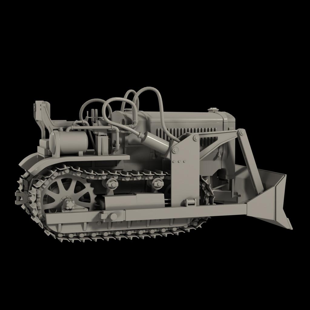 Bulldozer G40_B