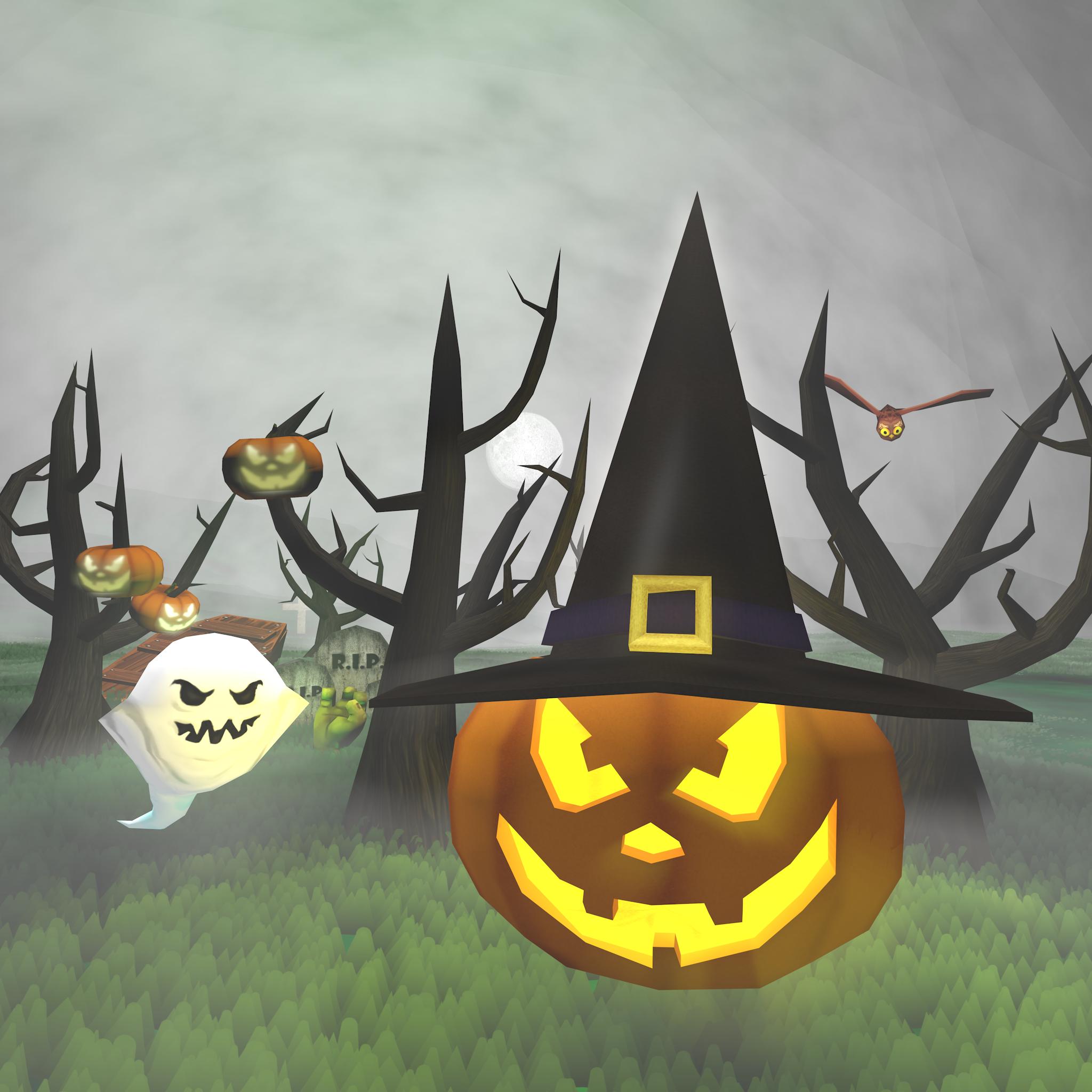 Spooky Racer