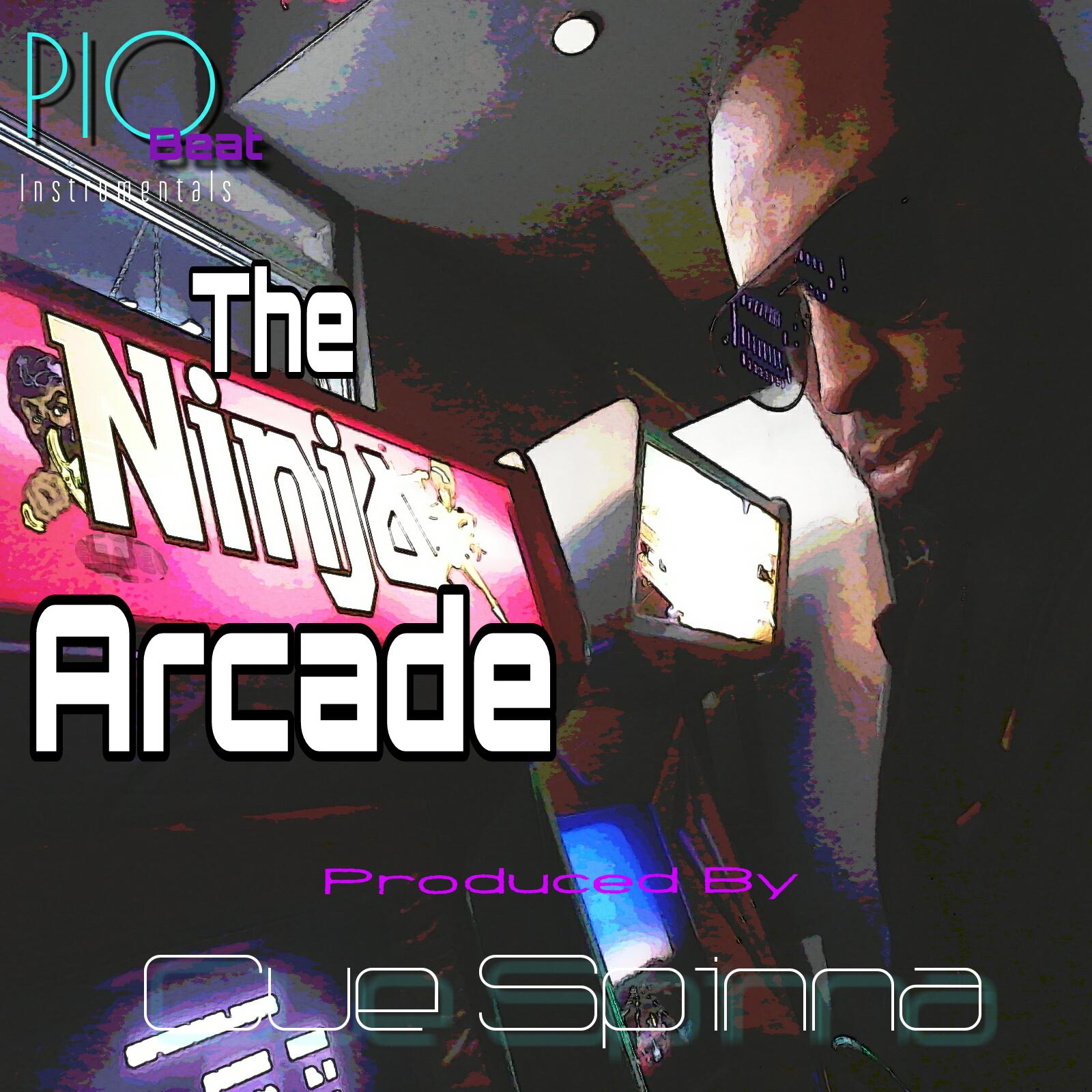 'The Ninja Arcade' Instrumental LP