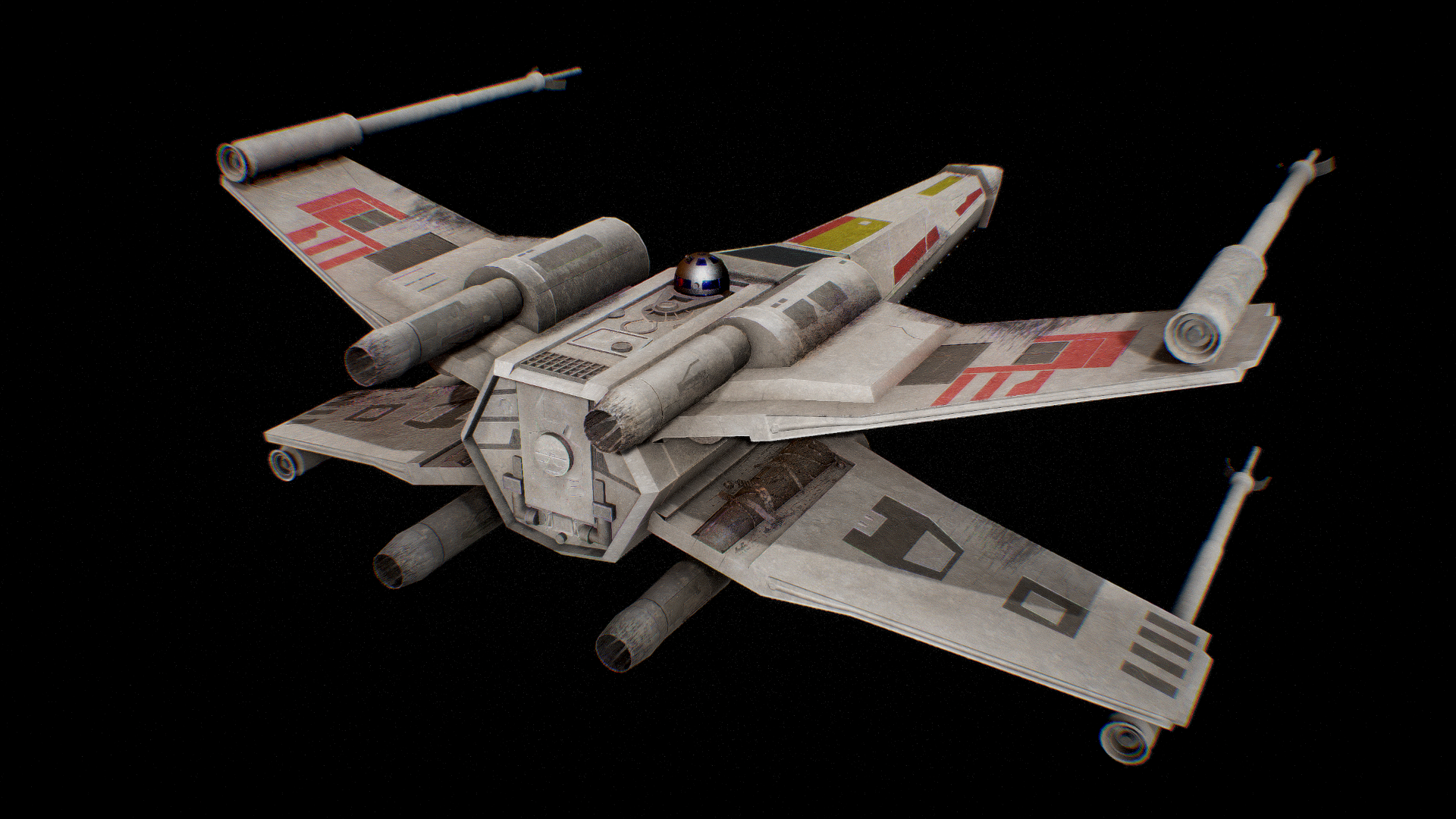 Star Wars' X Wing