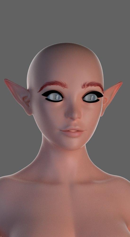 """""""The Elf"""" WIP"""