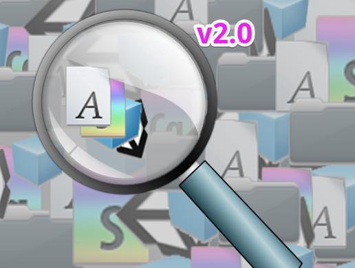 Asset Usage Finder