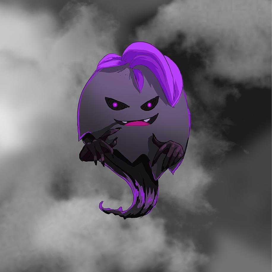 Ghosts concept art