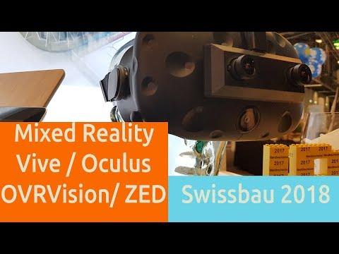 Mixed Reality Exhibition App