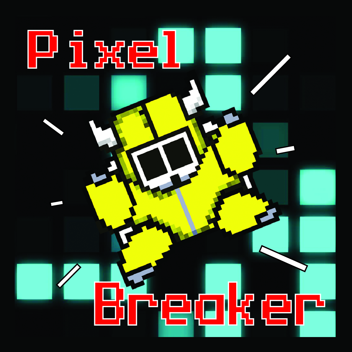 Pixel Breaker Merch!