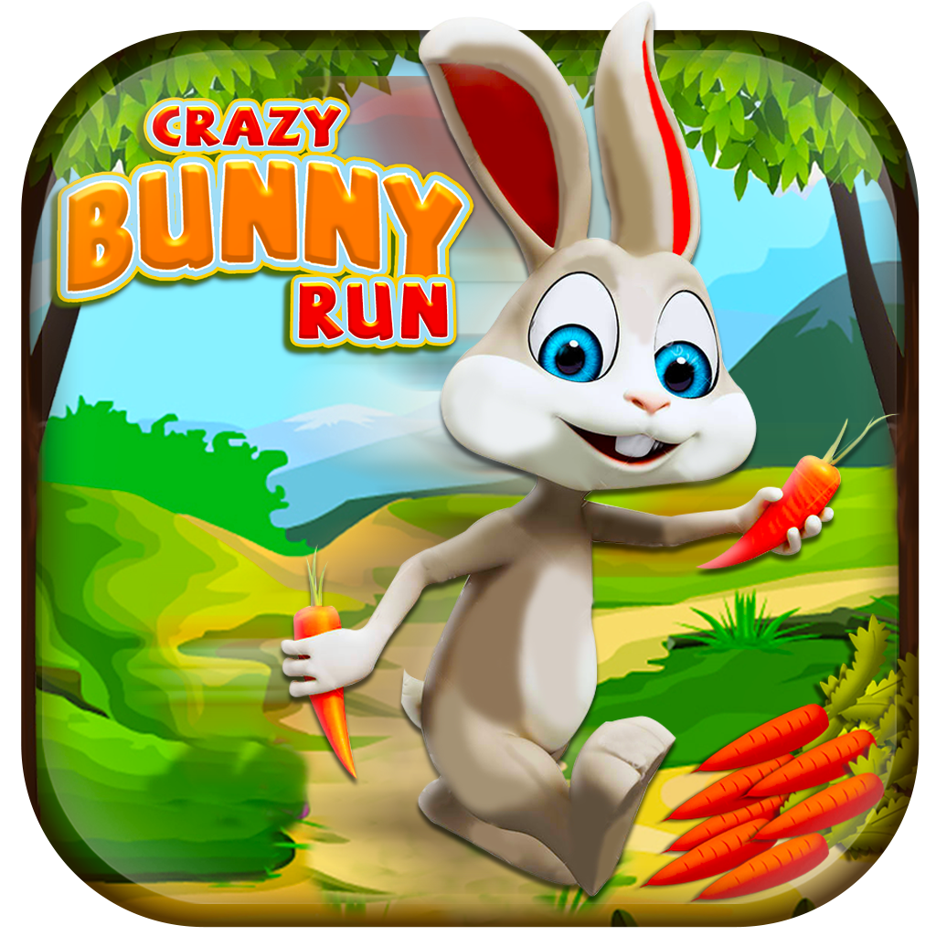 Super Carrot Rush: Collect Baby Carrots & Coins