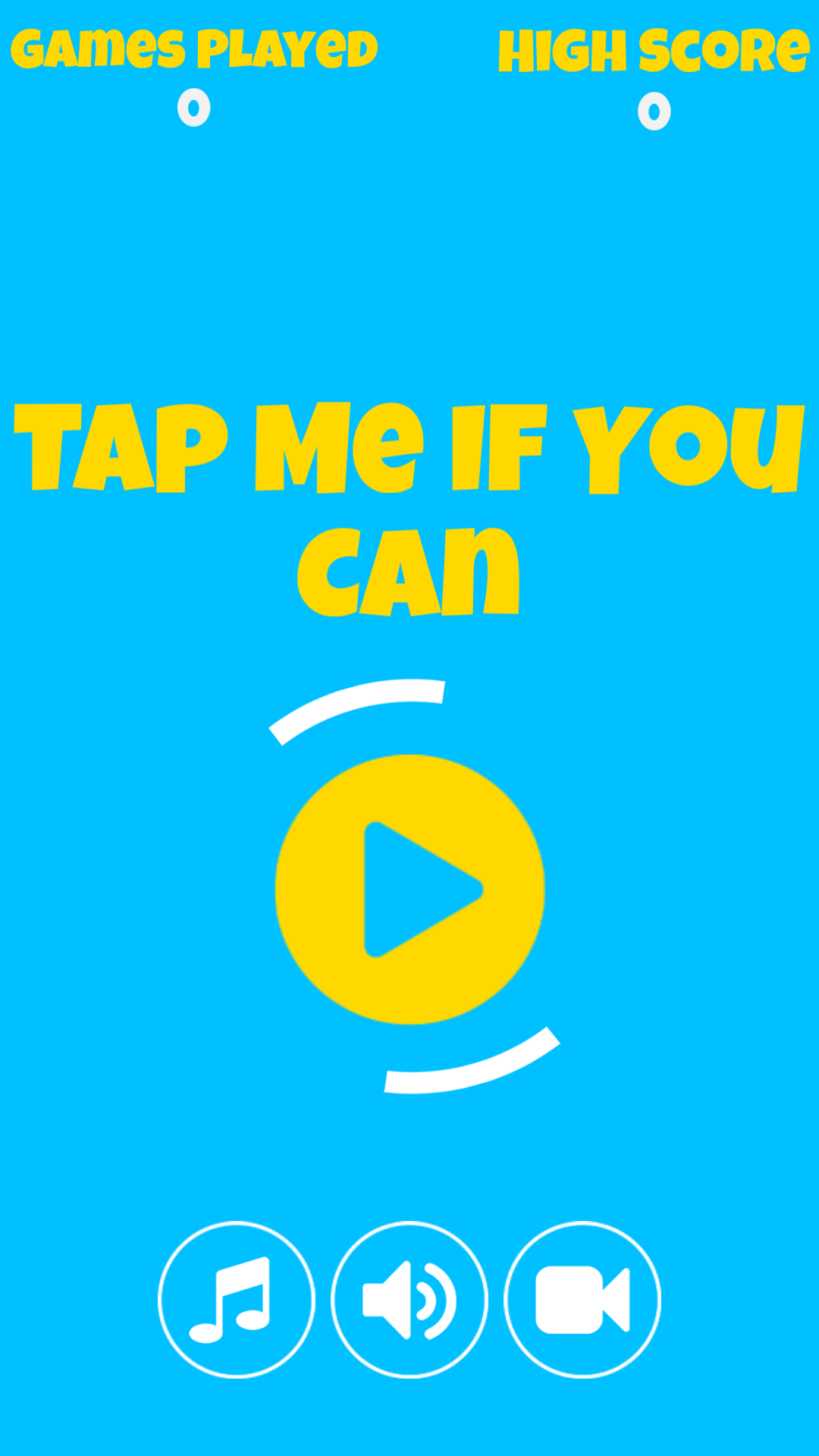 Tap Me If You Can