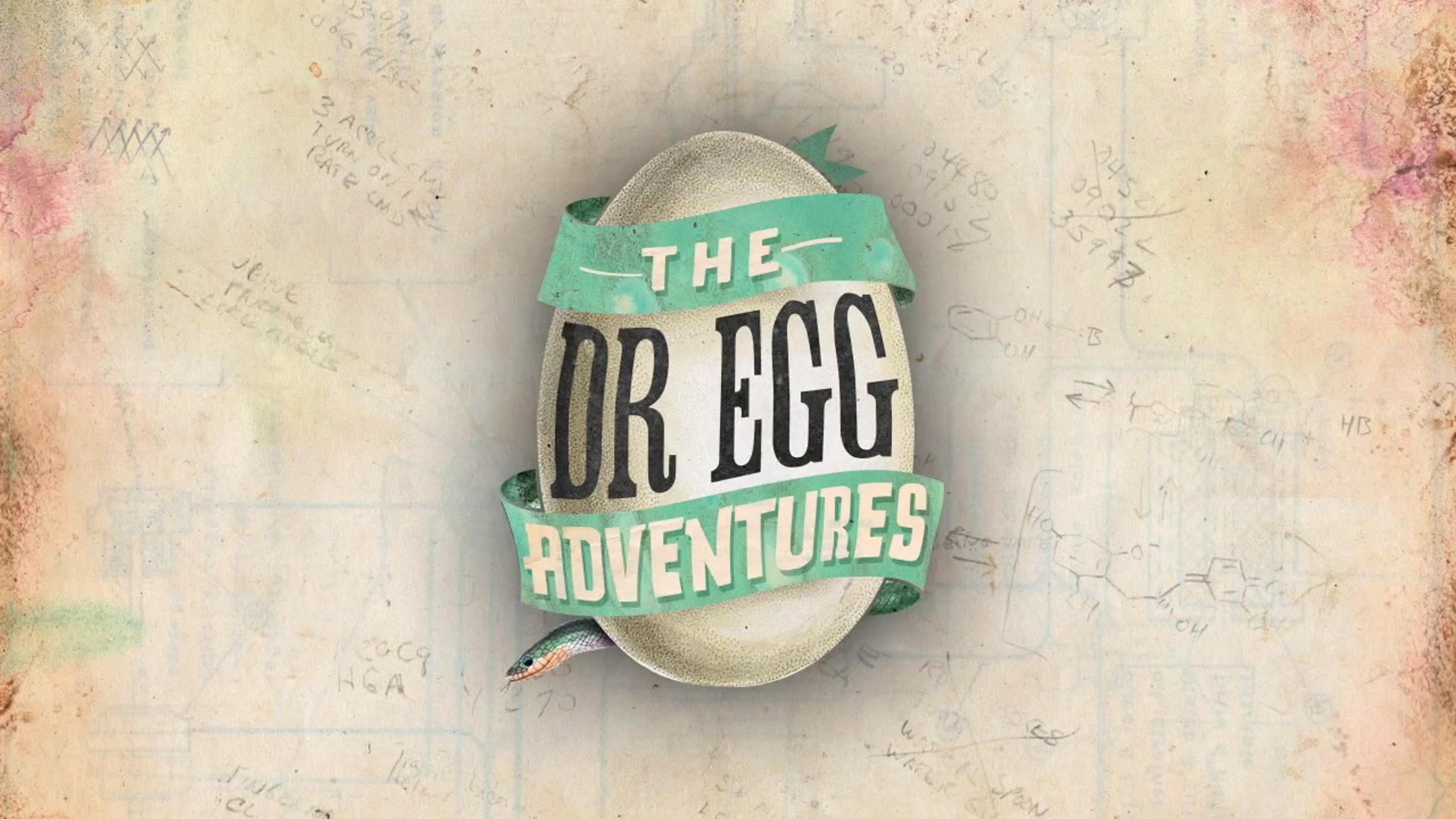 Dr. Egg Adventures Laboratory