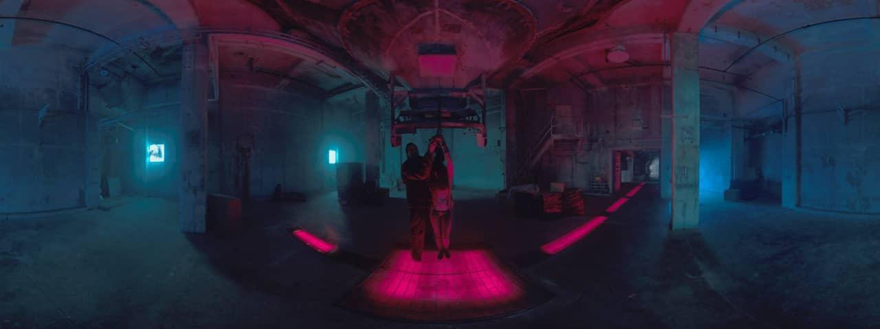 The Strain VR
